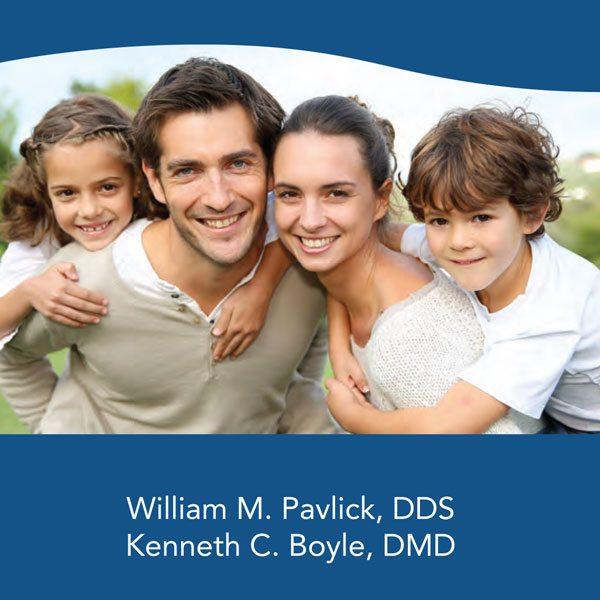 Pavlick Boyle Dentistry - Brochure